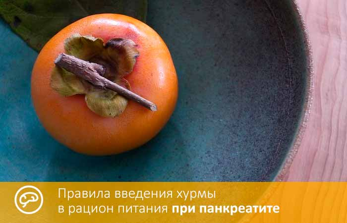 Правила введения хурмы в рацион питания